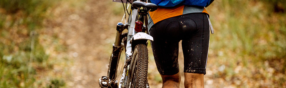 mens cycling shorts with padded
