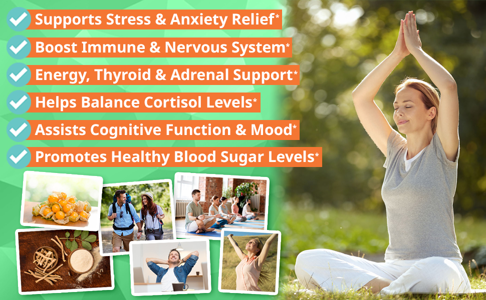 Ultra pure ashwagandha capsules best maximum strength organic root extract powder benefits USA made