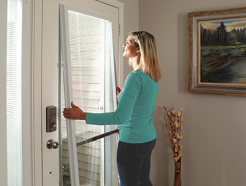 Amazon Com Odl Add On Blinds For Flush Frame Doors 25
