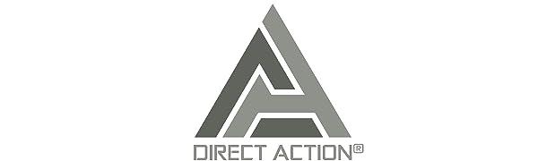 Direct Action brand logo
