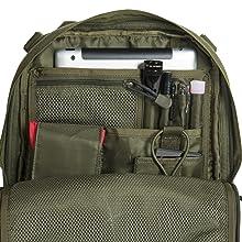 Ghost MK II front pocket