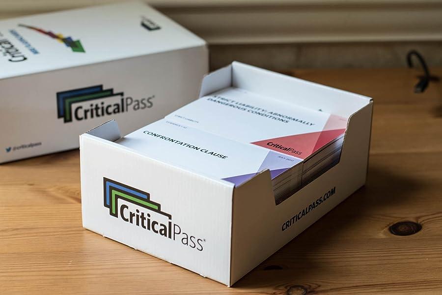 critical pass flashcards coupon
