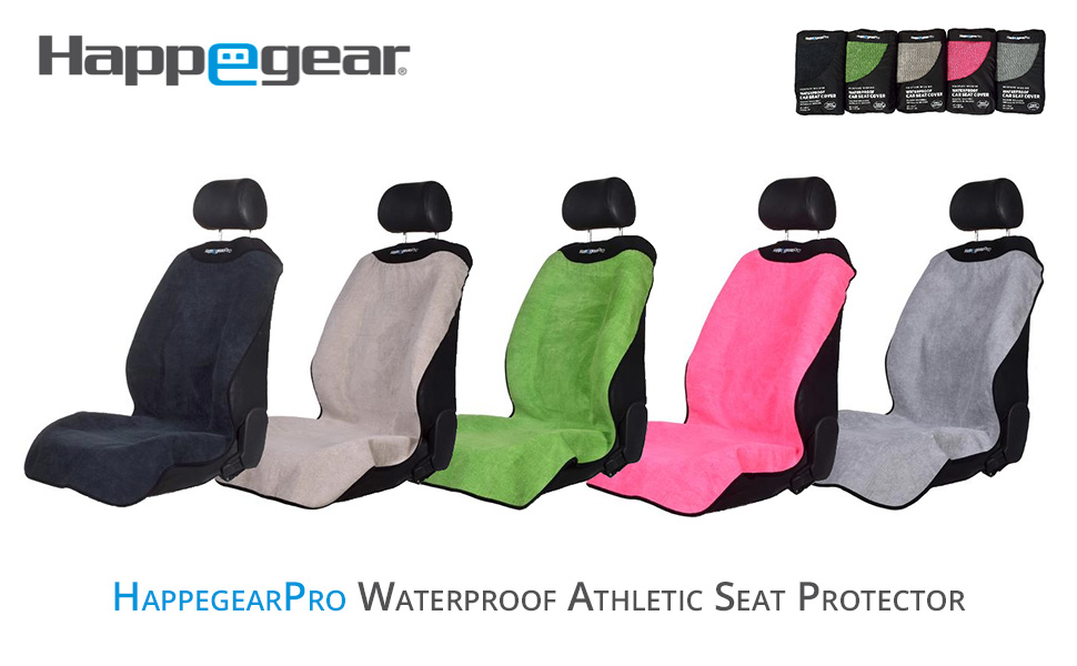 Toss A HappegearPro Seat Protector In Your Car And Youll Never Sweat The Ride Home From Great Beach Day Or Workout Again Check What Makes