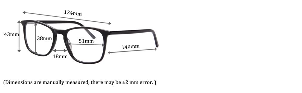 Amazon.com: Ultra delgada antifatiga computadora anteojos ...