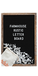 Our shelves are cute and go with a farmhouse theme.