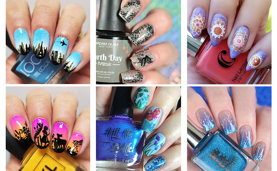 Various Nail Art Design