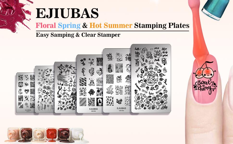 Ejiubas Plates set