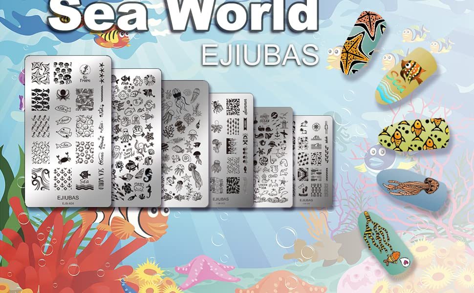 EJIUBAS sea world