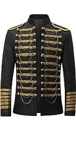 Men's Luxury Slim Fit Stylish Suit Blazer Jacket amp; Trousers Set 2-Piece