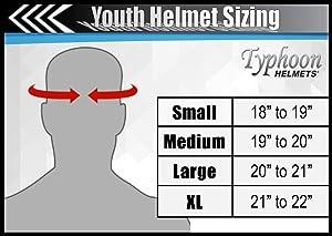 Amazon Com Kids Youth Offroad Helmet Dot Motocross Atv
