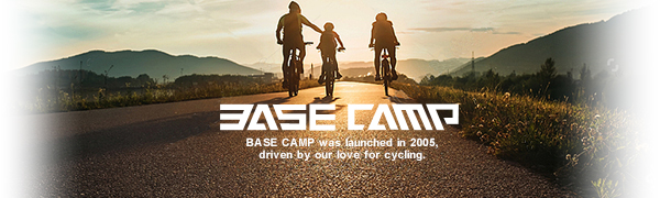 BASE CAMP ZOOM Aero Bike Helmet