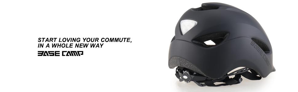 Adult Bike Helmet for Urban Commuter