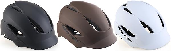 BASE CAMP Adult bike helmet for Urban Commuter