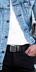 "wide, belt, 1.5"", jeans, cc belt, leather, vegan, everyday, weekend, outfit, mens belt, automatic"