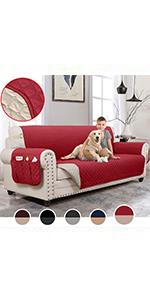 MOYMO Reversible Sofa Cover