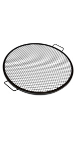 onlyfire BBQ Solid Stainless Steel Cooking Grates for Grill 36-inch Fire Pit