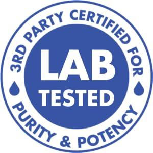 3rd Party tested Phosphatidyl serine