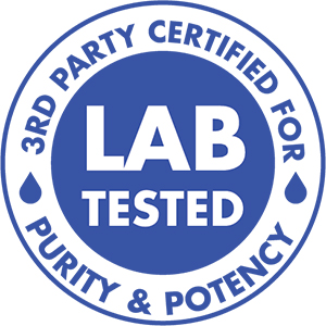 3rd party tested