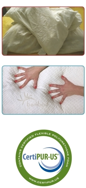Amazon Com Pillows For Sleeping Hypoallergenic Bed