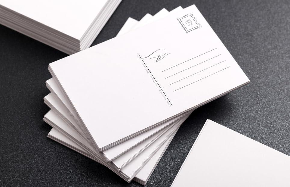 amazon com blank mailable postcards one jade lane blank