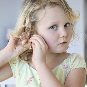 earring backs for girls hypoallergenic