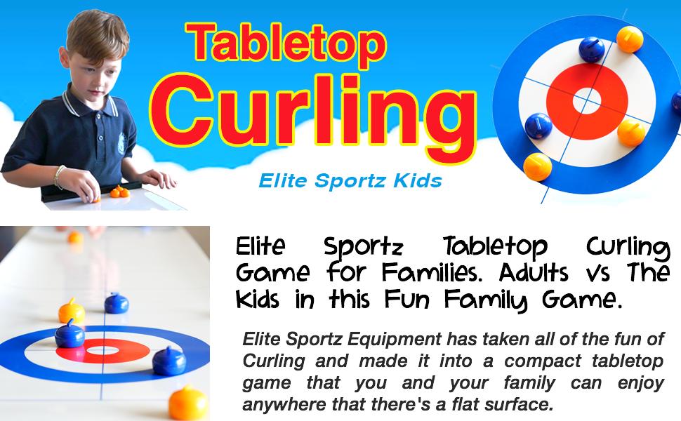 compact curling desk desktop elite equipment families