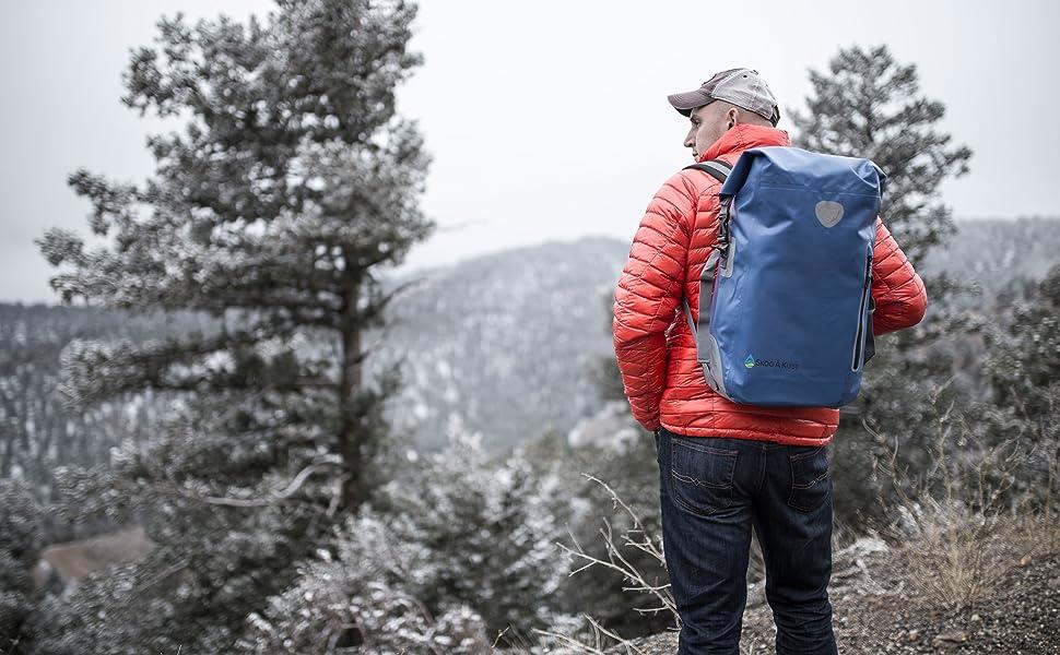 809b443b4c Amazon.com   Såk Gear BackSåk Waterproof Backpack   Sports   Outdoors