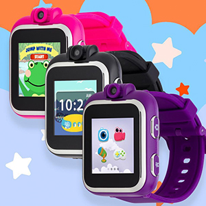 kids smartwatch LCD screen