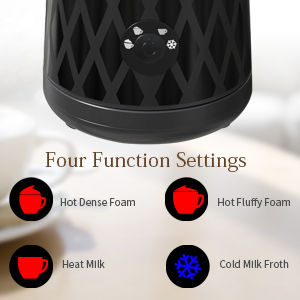 milk frother electric