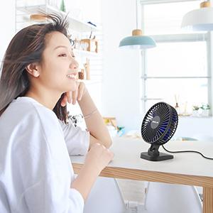 fan for study