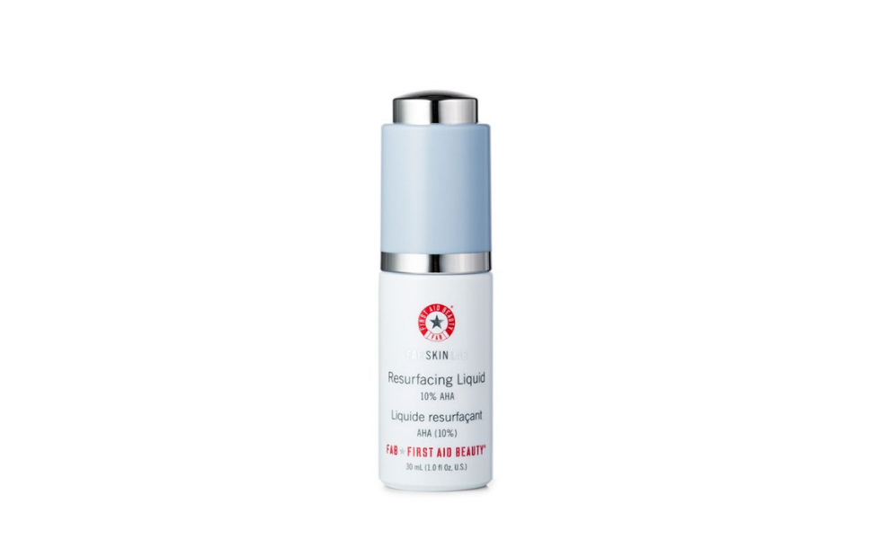 Amazon Com First Aid Beauty Fab Skin Lab Resurfacing Liquid 10 Aha
