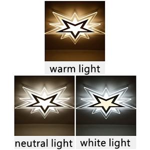 High light transmission acrylic lampshade