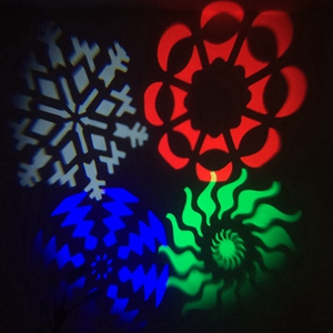 4 Patterns Light
