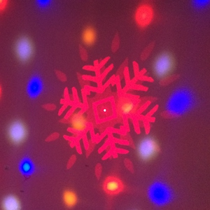 Snowflake lighting
