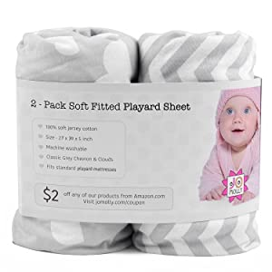 pamper your little one with the softest baby playard sheet you can find