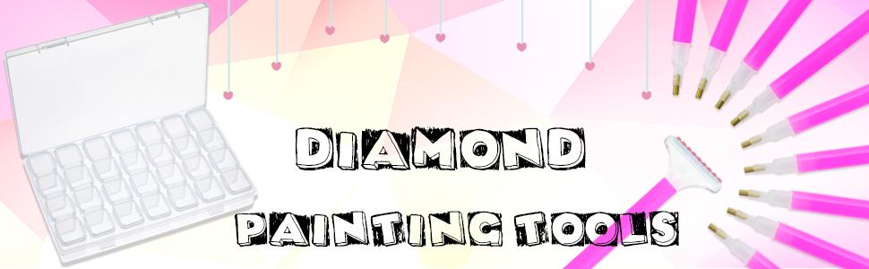 diamond painting tools