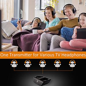 wireless headphones laptop