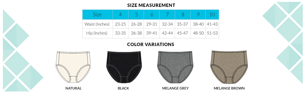 2200 - Size Chart and Color
