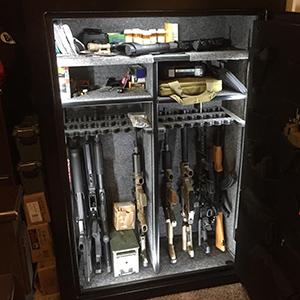 gun safe light kit