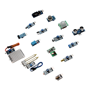 Details about  /For Arduino Raspberry Pi Durable Electrical 45 In 1 Sensor Module Starter Kit