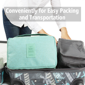 Amazon.com   Toiletry Bag Travel Toiletries Bag Sturdy Hanging ... 45402c3038809