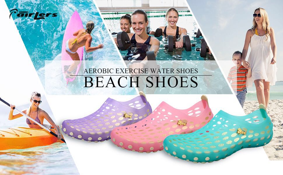 Aerobic Water Shoes