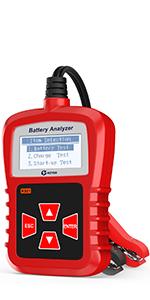 ... car battery tester ...
