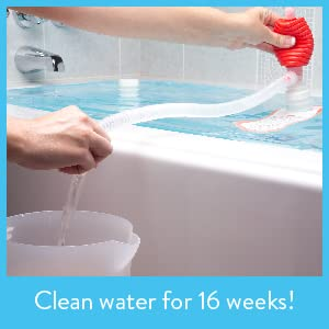 waterBOB makes it easy to have clean drinking water for you and your family.