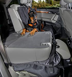 Amazon Com 4knines Dog Seat Cover With Hammock For Fold