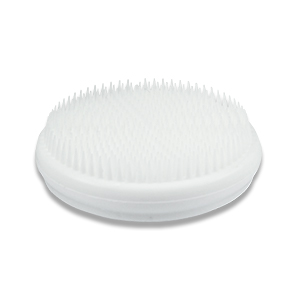 silicone brush heads