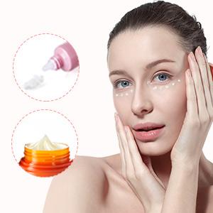 Reduces Eye Dark Circles & Puffiness