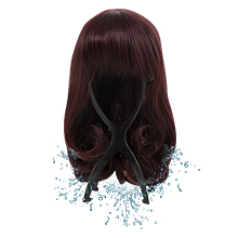 Dry Wig More Quickly