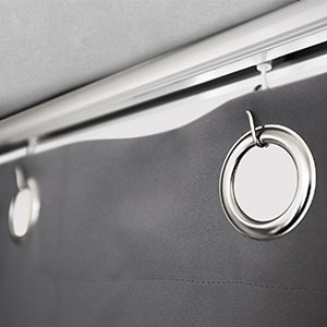 rv curtain, motorhome, drop ceiling, office ceiling, bed, ceiling hung, RV, work shared bedroom