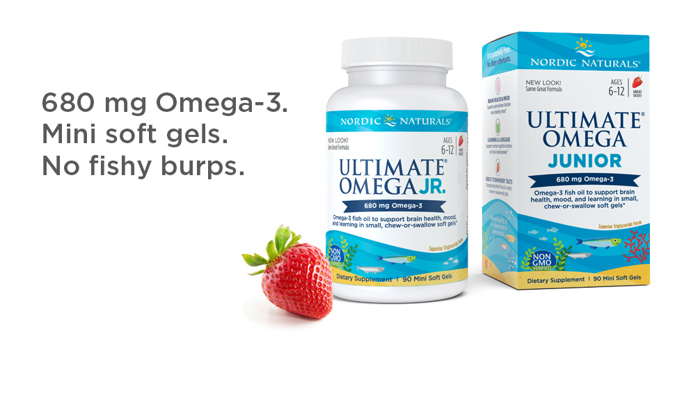 Ultimate Omega Junior